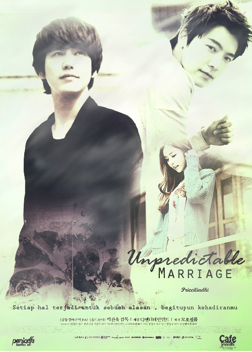 unpredictable marriage FF by pricciliadhi-cover by peniadts